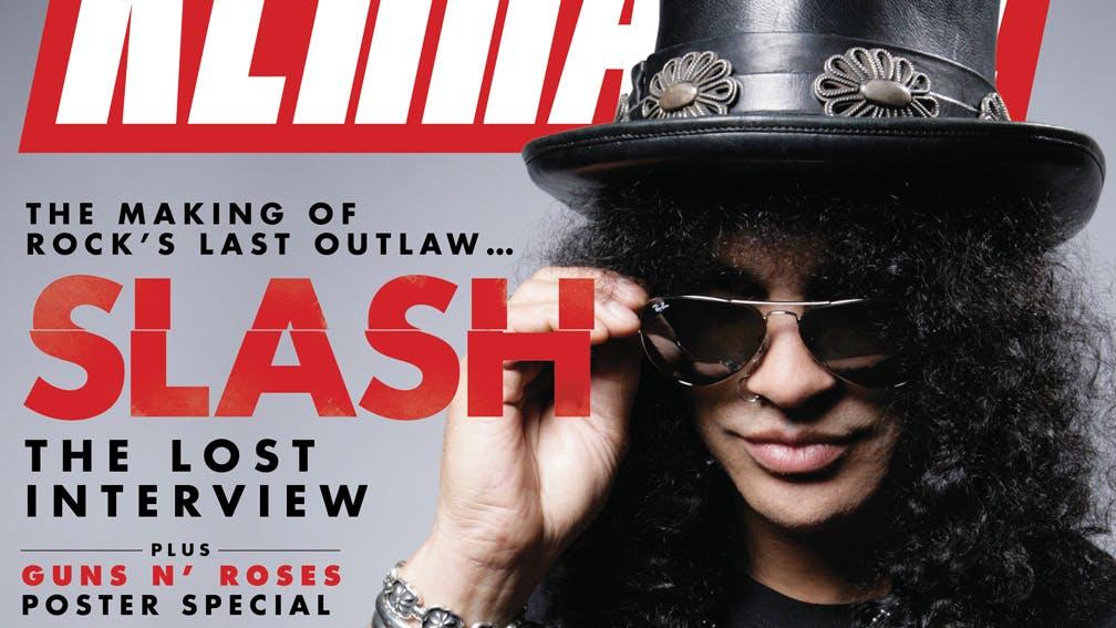 K!1718: Slash –The Making Of Rock's Last Outlaw