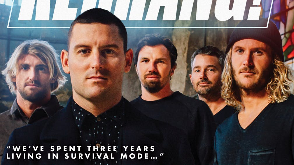K!1719: Parkway Drive – A Walk With Them Through Hell