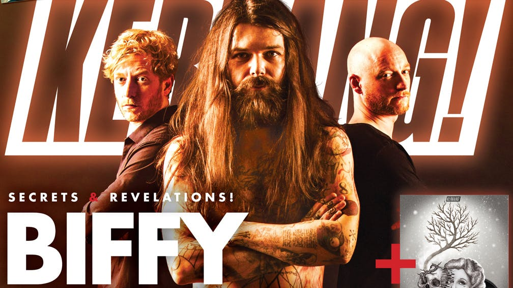 K1722: Biffy Clyro –Their Biggest Songs Laid Bare…