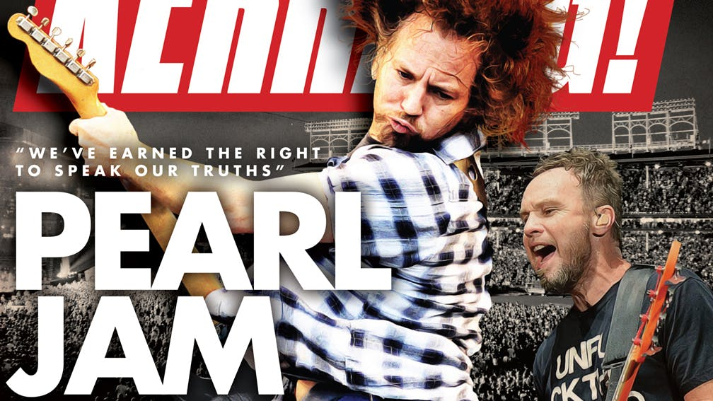 """K1722: Pearl Jam – """"We've Earned The Right To Speak Our Truths…"""""""
