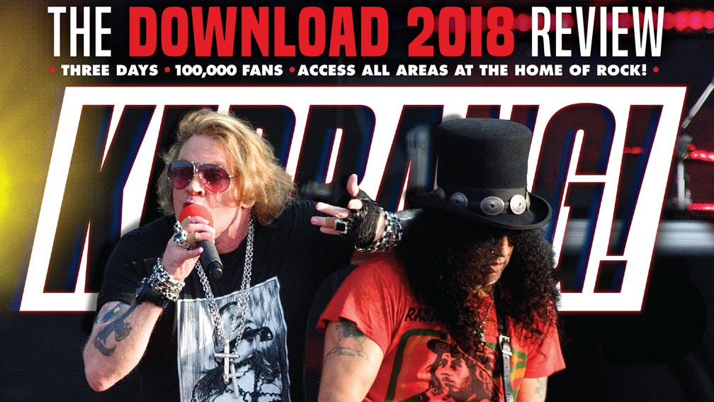 K!1726: The Download Festival 2018 Review!