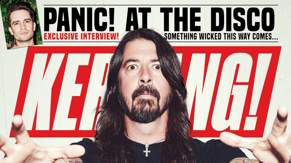 """K!1727: Dave Grohl – """"I Sold My Soul To The Devil… I Just Hope He Waits A While Before He Takes It"""""""