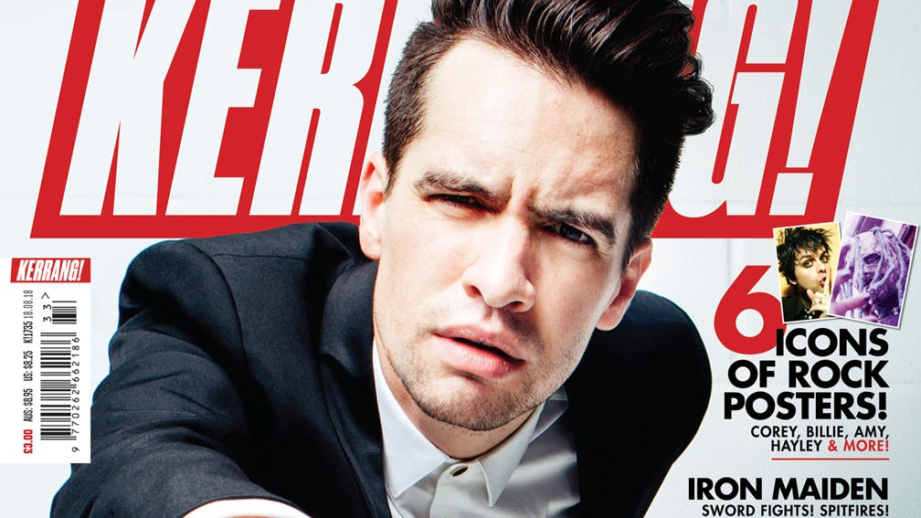 K!1735: Panic! At The Disco's Brendon Urie – A Rock Star Reinvented