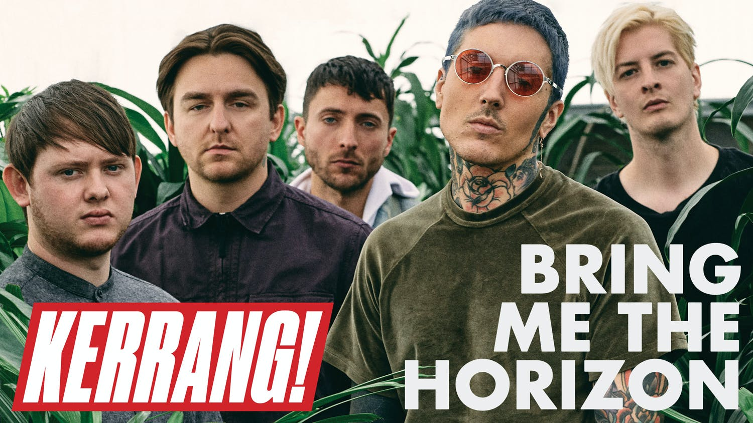 K!1736: Bring Me The Horizon – The World-Exclusive Comeback Interview