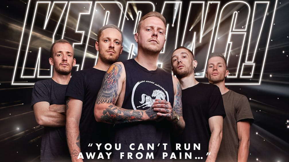 K!1739 – Architects' Holy Hell: The Only Interview
