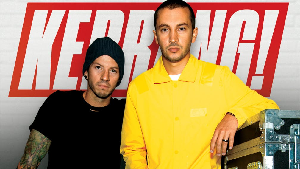 K!1742 – twenty one pilots: The Comeback Of The Year