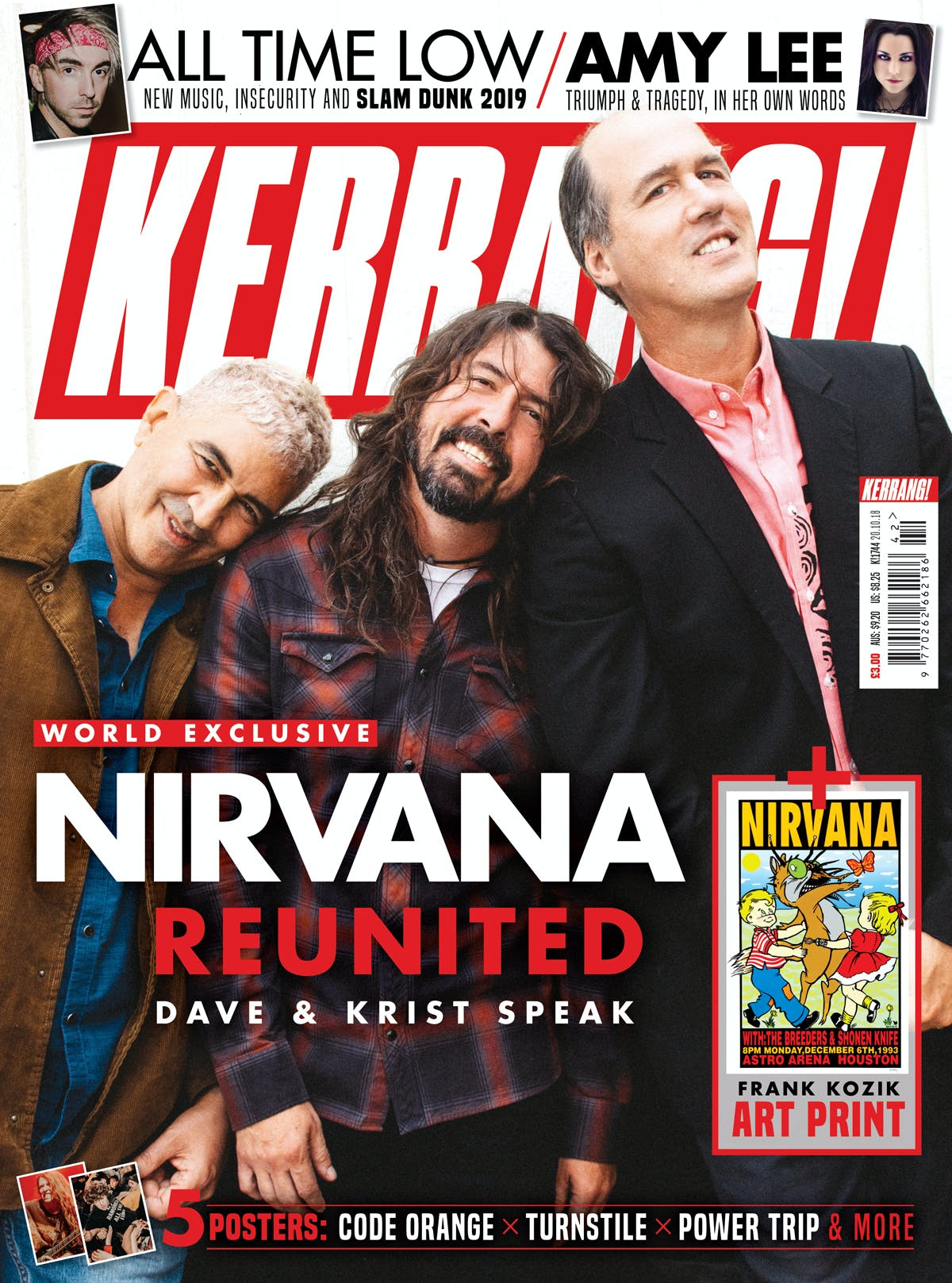 K1744 Nirvana Cover Embargoed