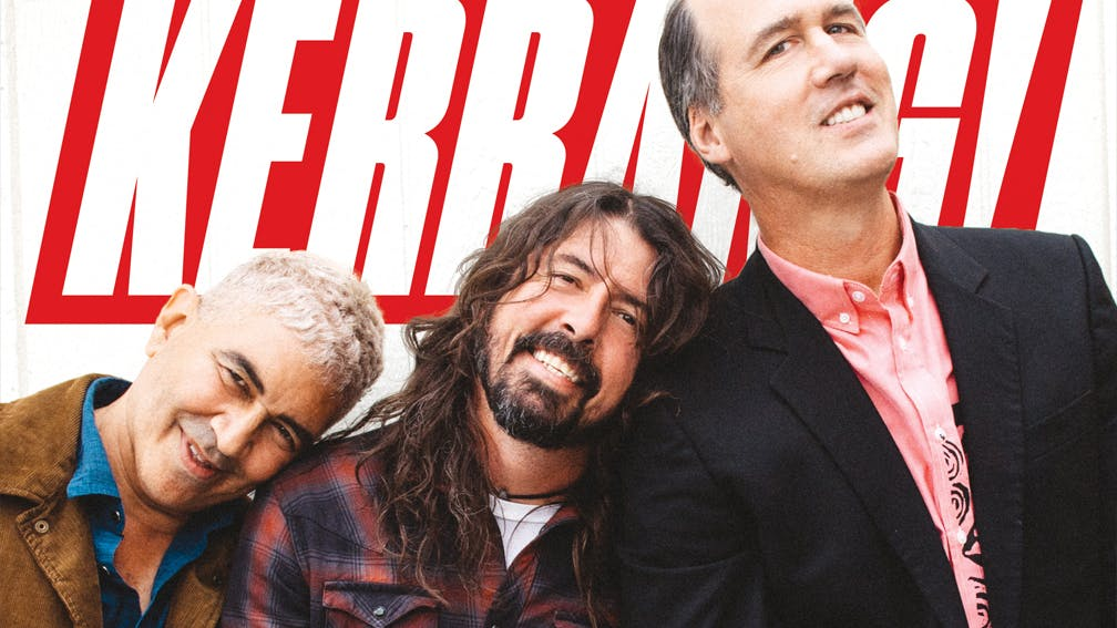 K!1744 – Nirvana Reunited: Dave Grohl And Krist Novoselic Speak