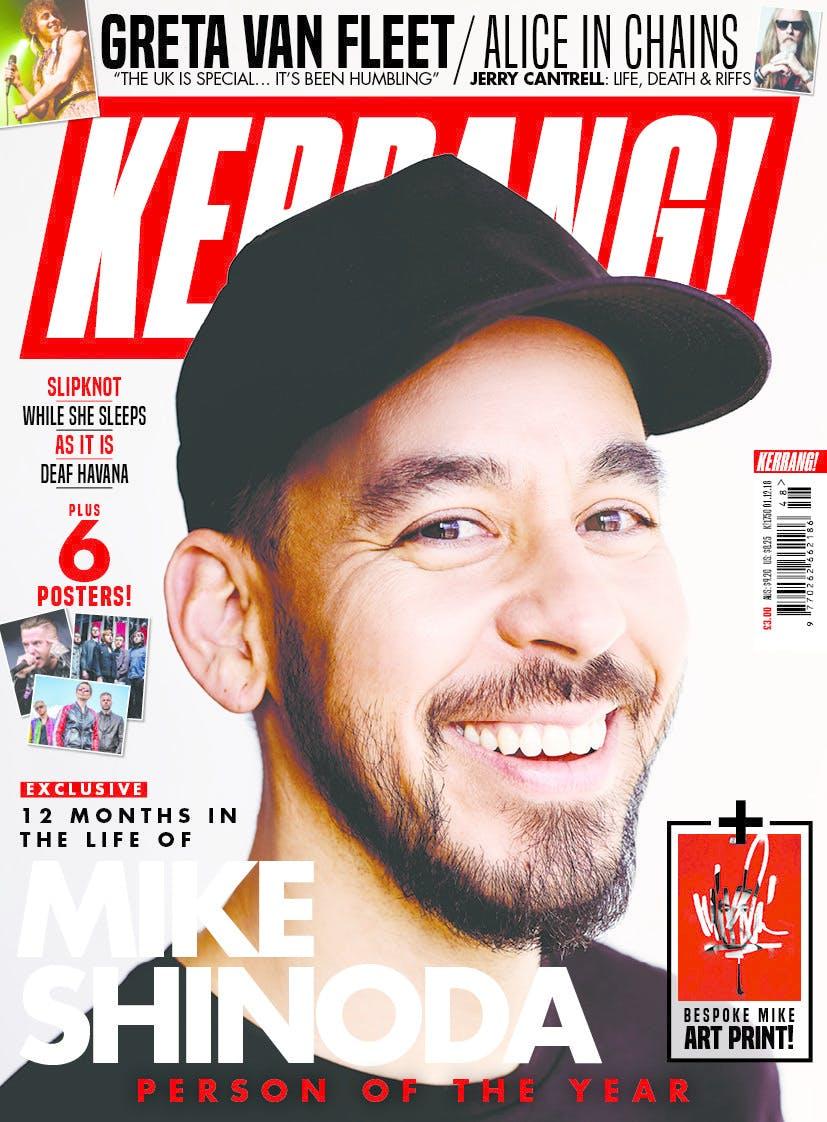 K1750 Mike Shinoda Cover