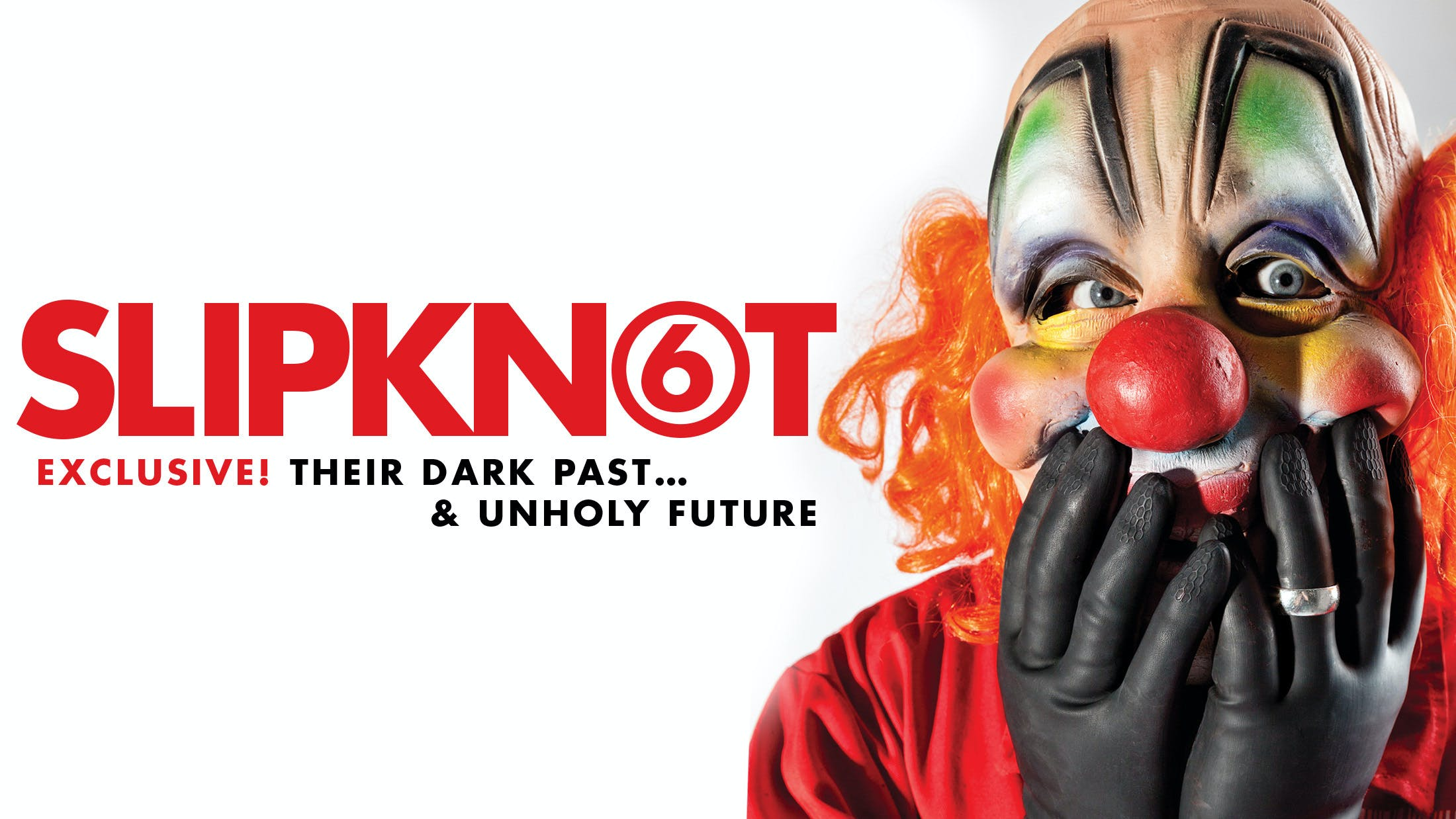 "K!1751 – Slipknot: ""You Have No Idea What's Coming Next…"""