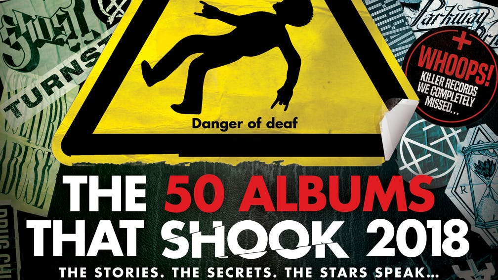 K!1752 – The 50 Albums That Shook 2018