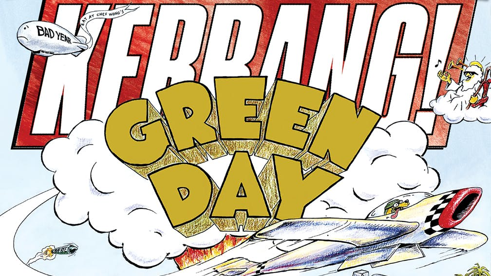 Green Day's Dookie At 25: The Full Untold Story – Only In This Week's Kerrang! Magazine