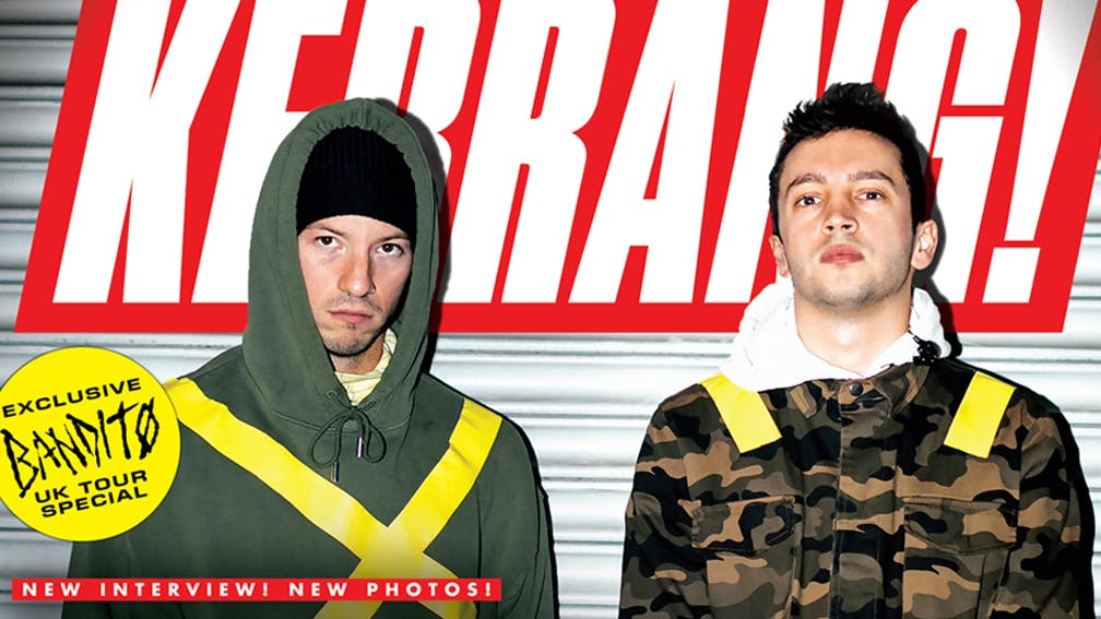 twenty one pilots: 11 Days In The Life Of Josh Dun & Tyler Joseph