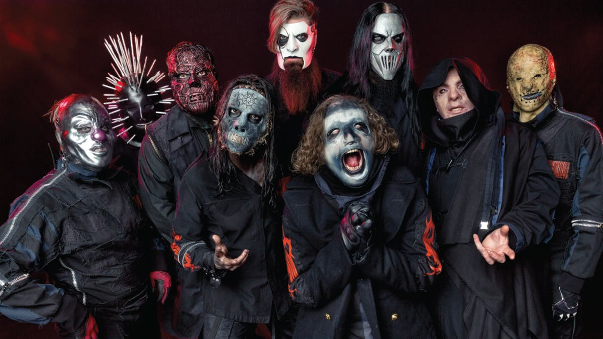 Slipknot Announce Knotfest UK