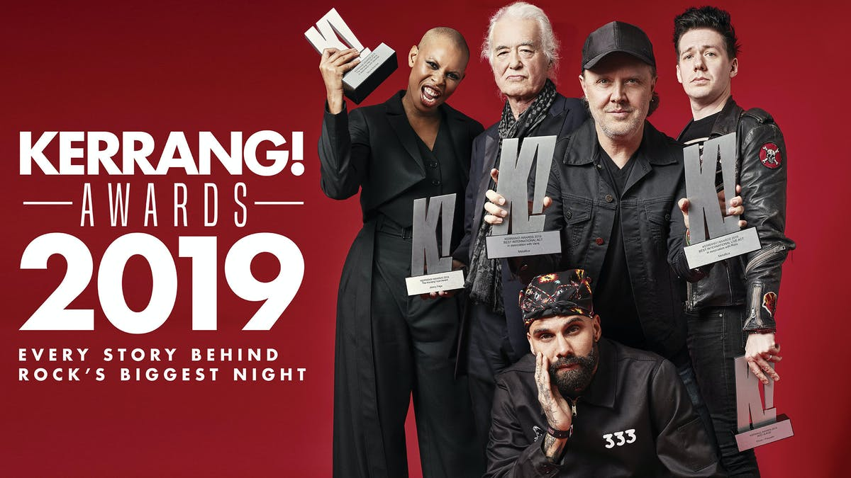 The Kerrang! Awards 2019: Every Story Behind Rock's Biggest Night