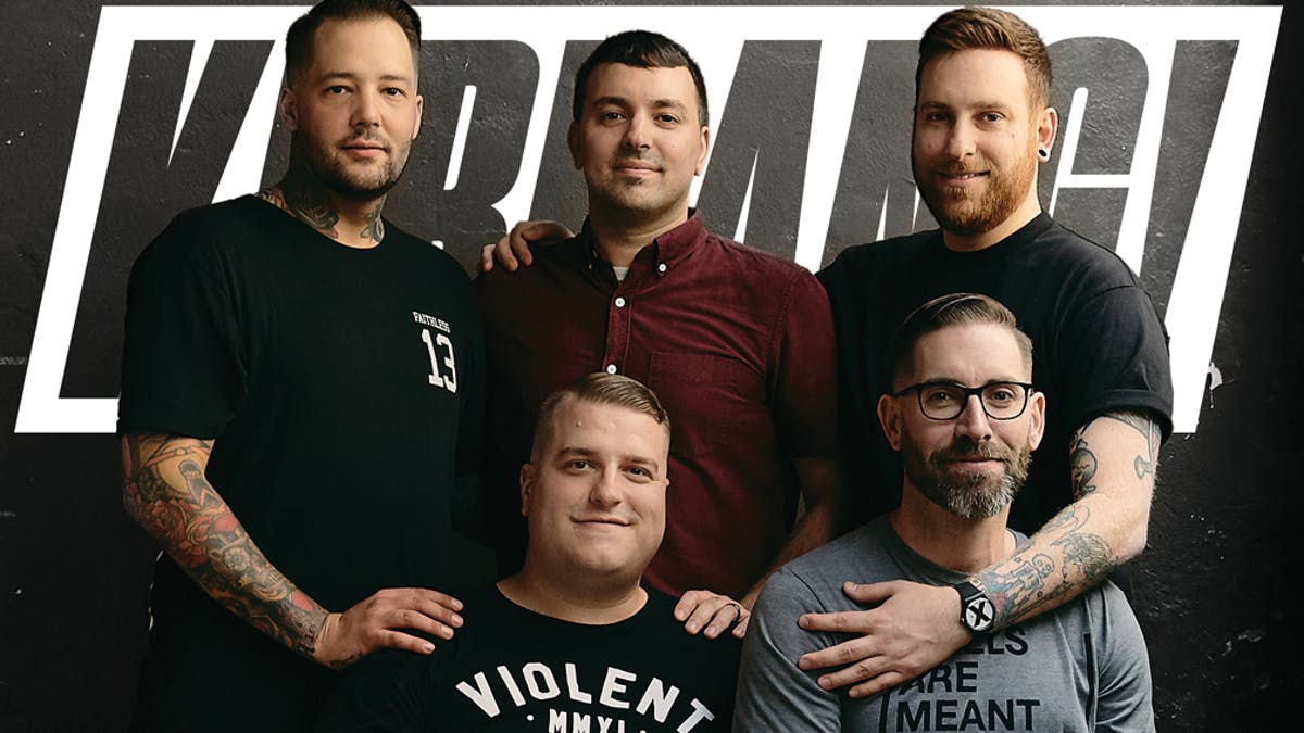The Ghost Inside: The Strength That Pulled Them Through Tragedy