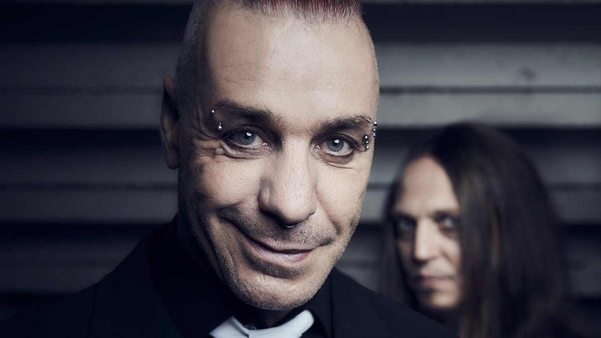 Beyond Rammstein: Till Lindemann Takes Us Into His Inner Circle