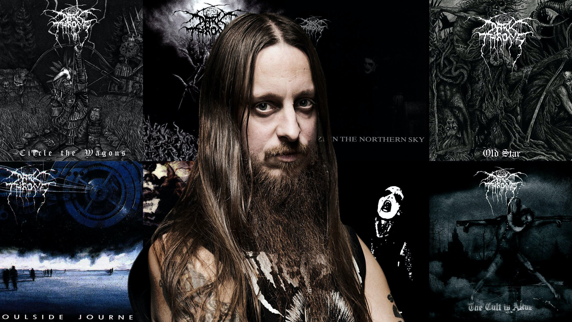 The Evolution Of Darkthrone, In The Words Of Fenriz