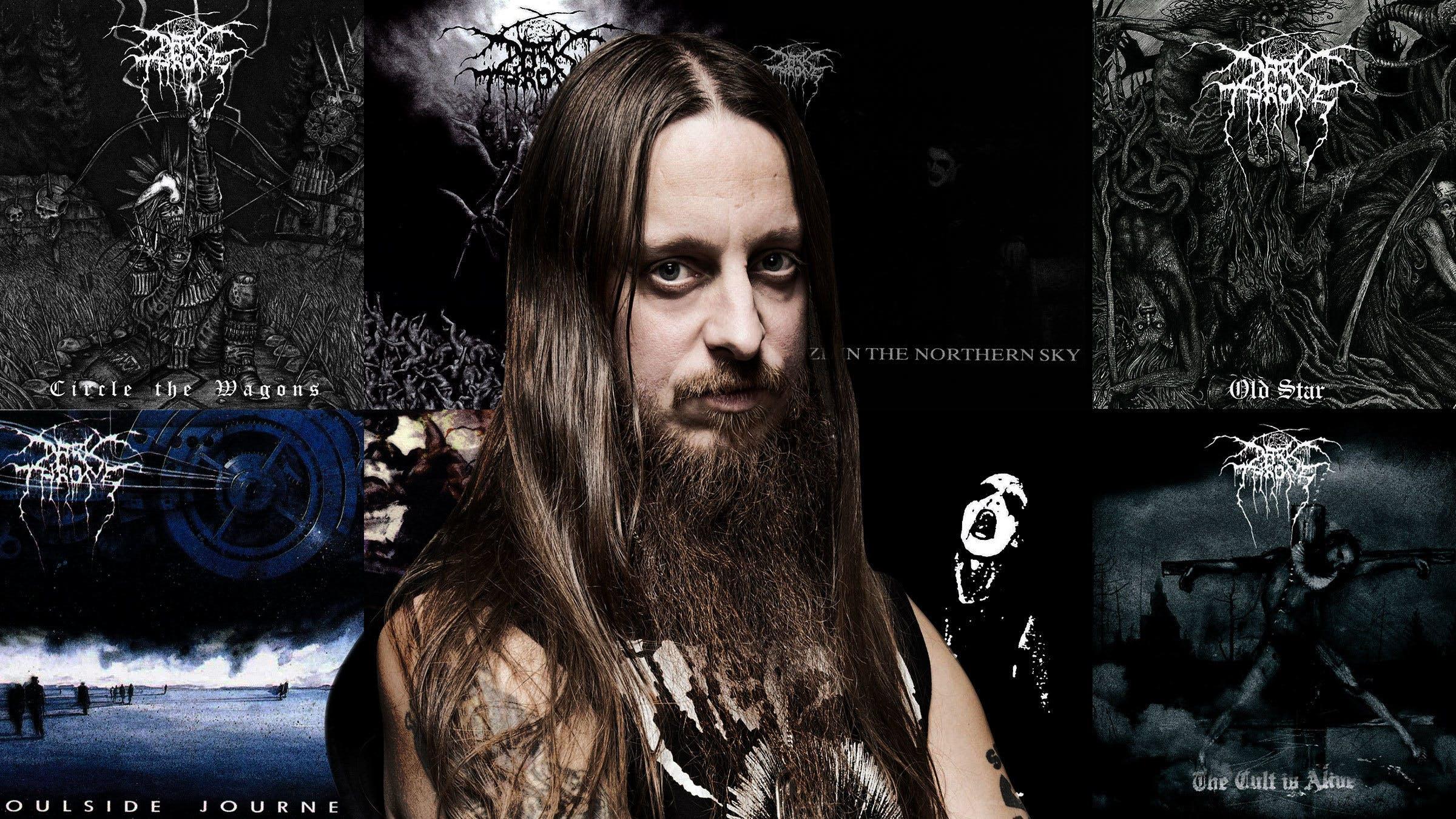 The Evolution Of Darkthrone, In The Words Of Fenriz