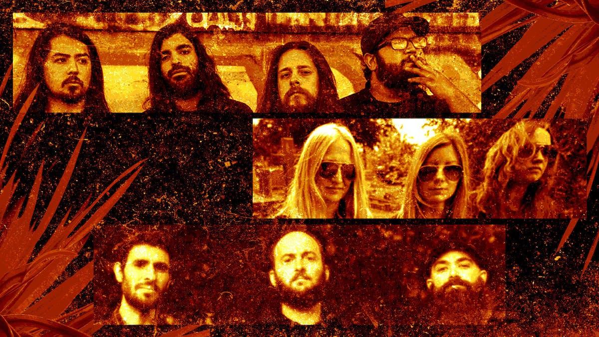10 Doom, Sludge, and Post-Metal Bands Defying LA's Dream-Like Image