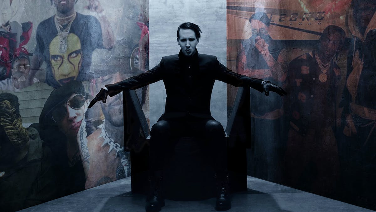 Goth In The Front: How Marilyn Manson Became A Hip-Hop Icon