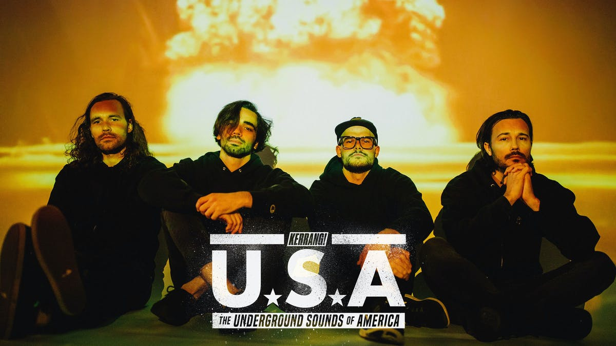 The Underground Sounds Of America: Microwave