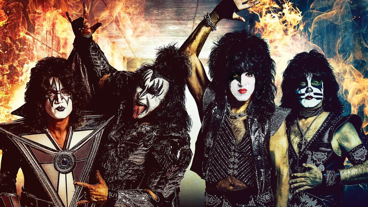 KISS Are Playing A Concert For Great White Sharks