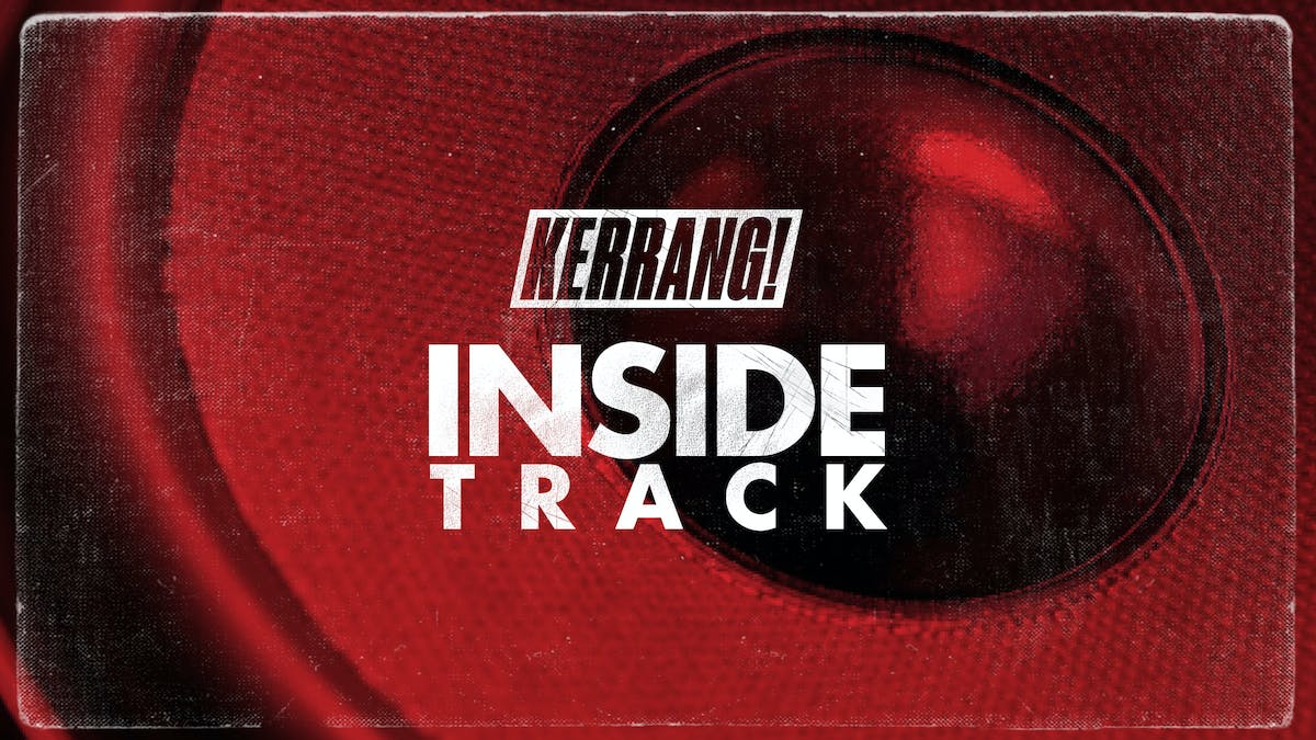 Inside Track: Kerrang!'s New Podcast Tells The Greatest Stories In Rock