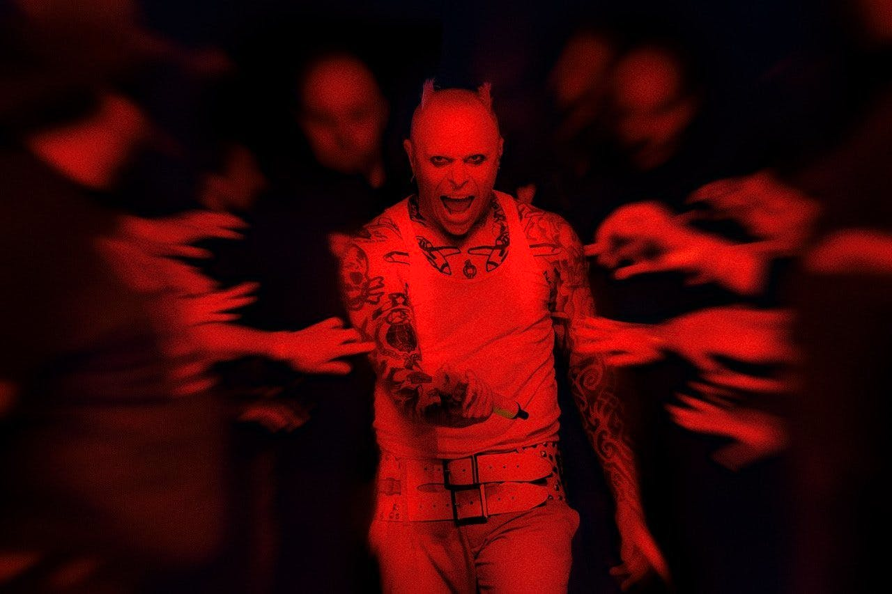 The Prodigy Fans Have A Rave At Keith Flint's Funeral