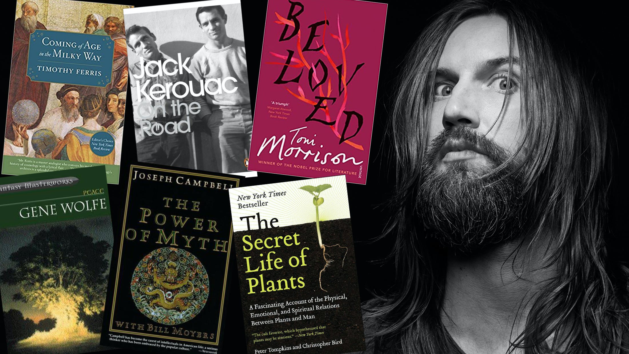 Keith Buckley: My Life In Books