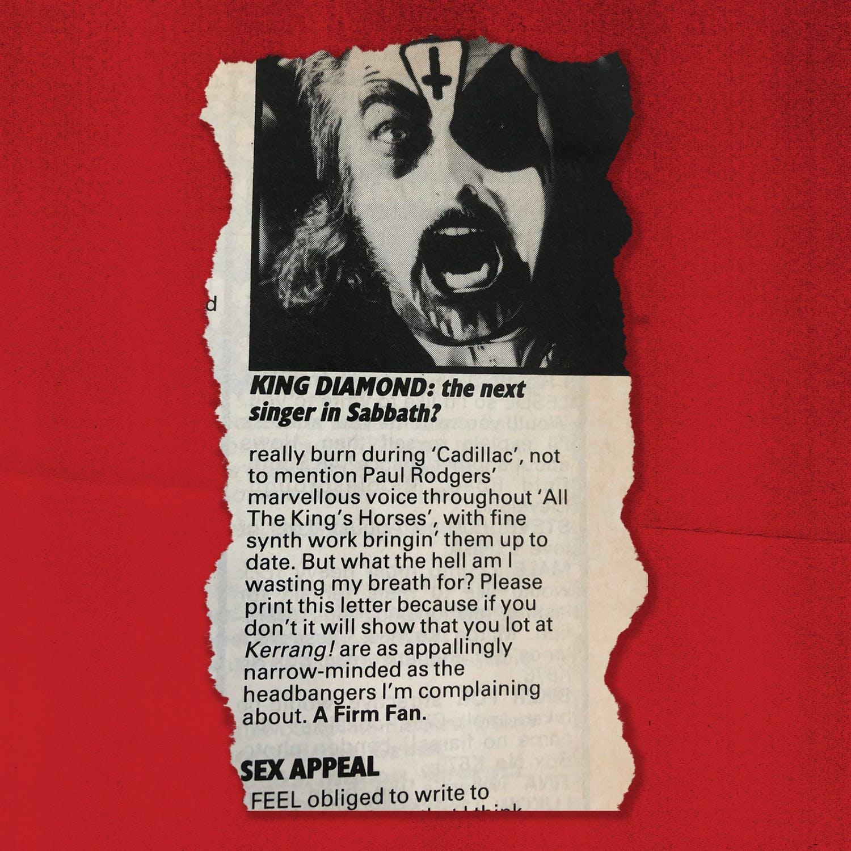 Kerrang Flash Back Tears12