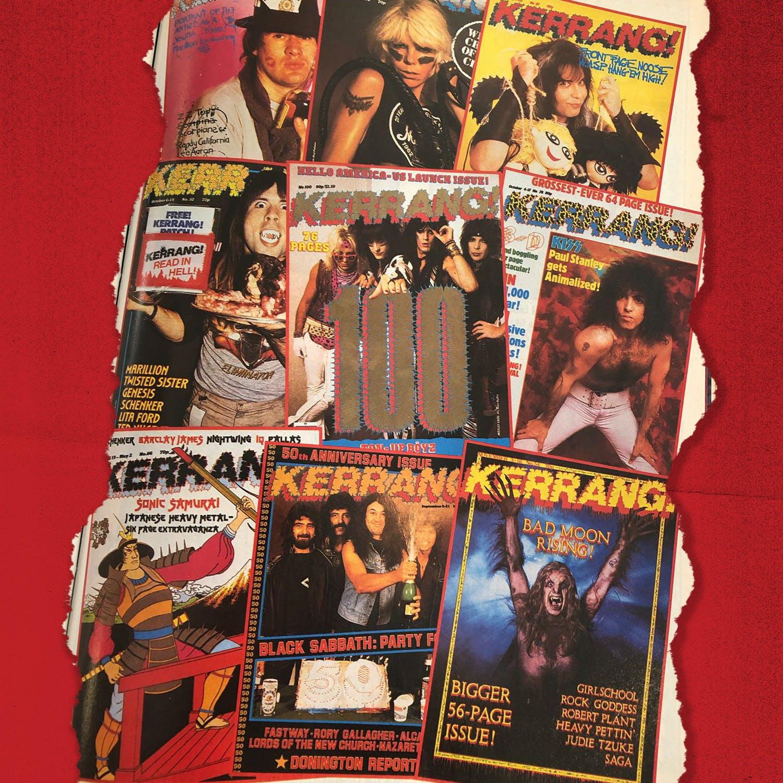 Kerrang Flash Back Tears18
