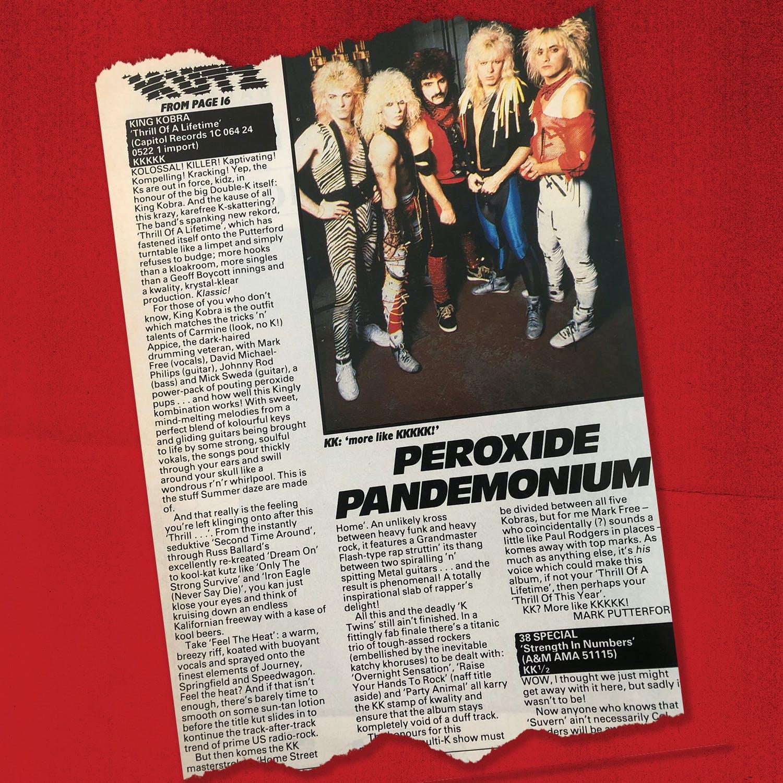 Kerrang Flash Back Tears5