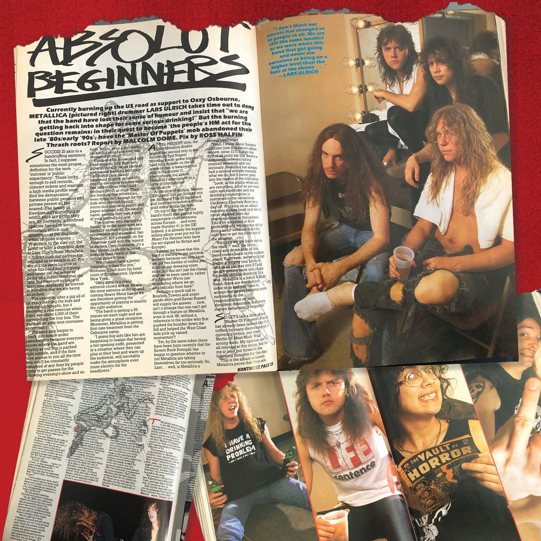 Kerrang Flash Back Tears7