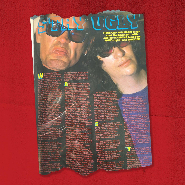 Kerrang Flash Back Tears8