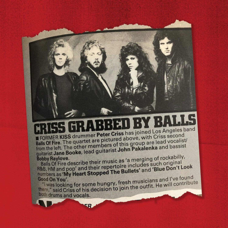 Kerrang Flash Back Tears