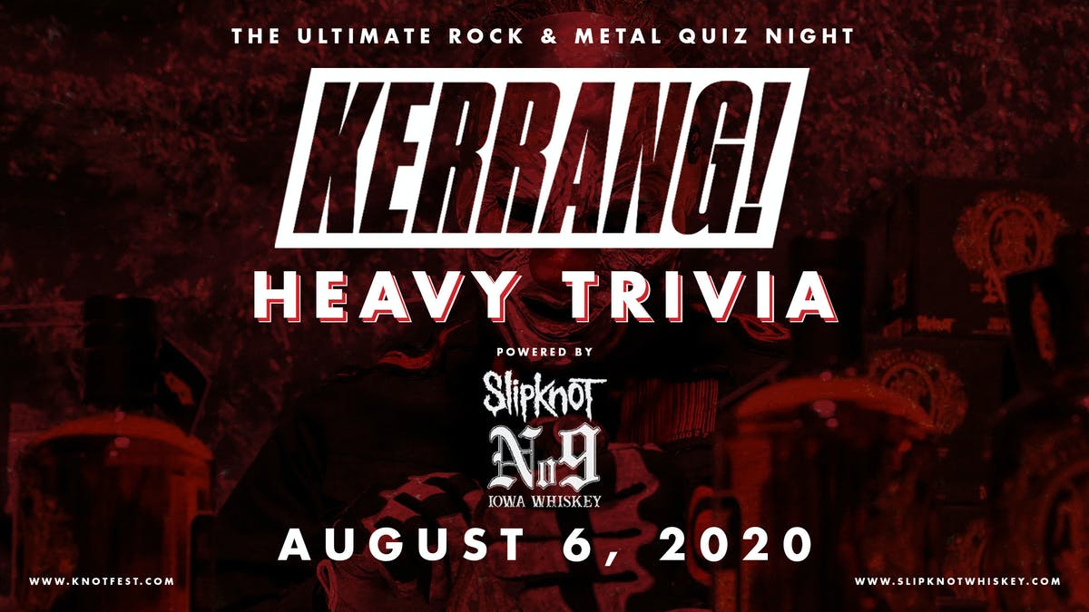 How To Play This Month's Kerrang! Heavy Trivia Quiz