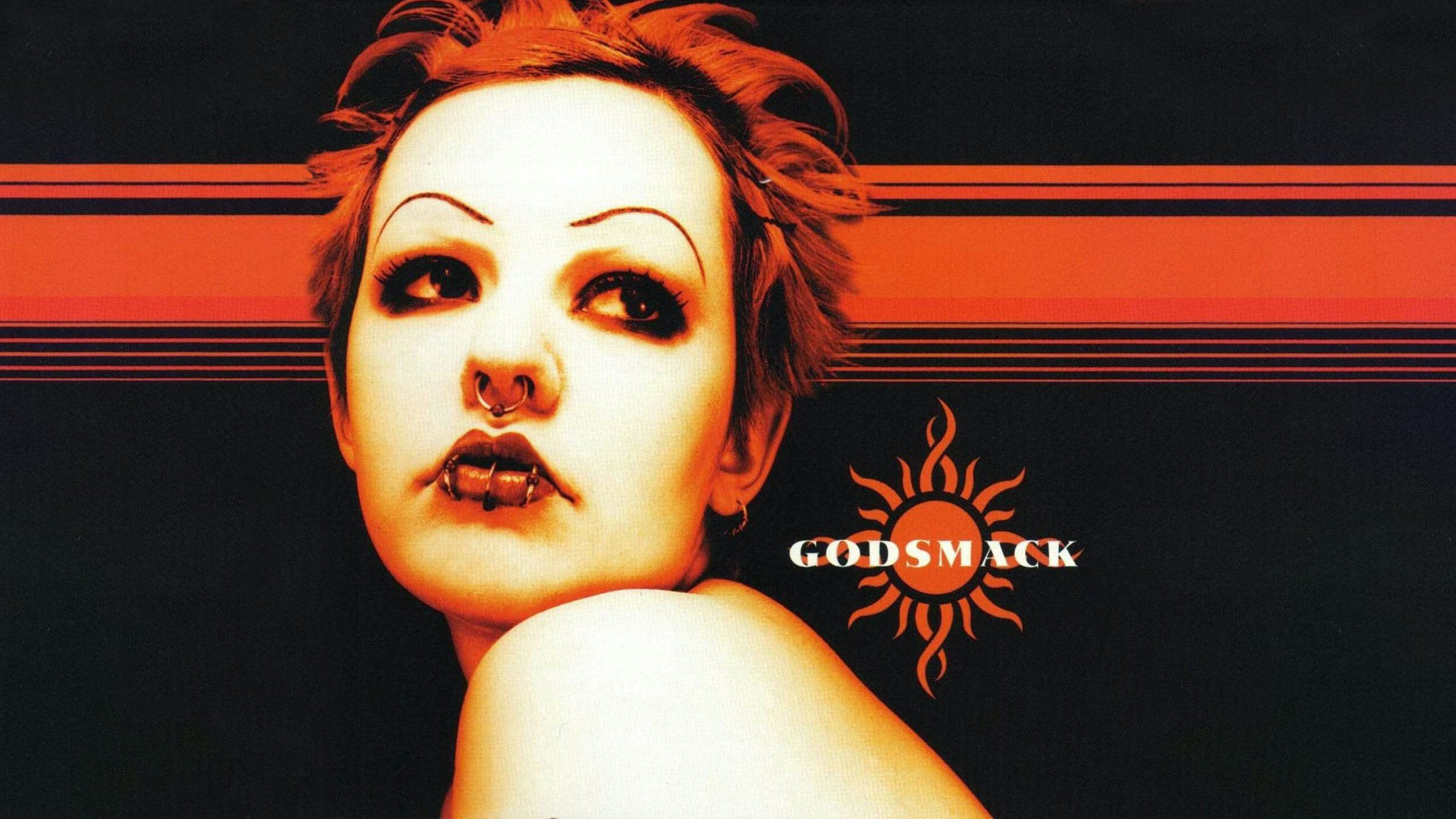 What The Girl From The Cover Of Godsmack's Debut Looks Like Now