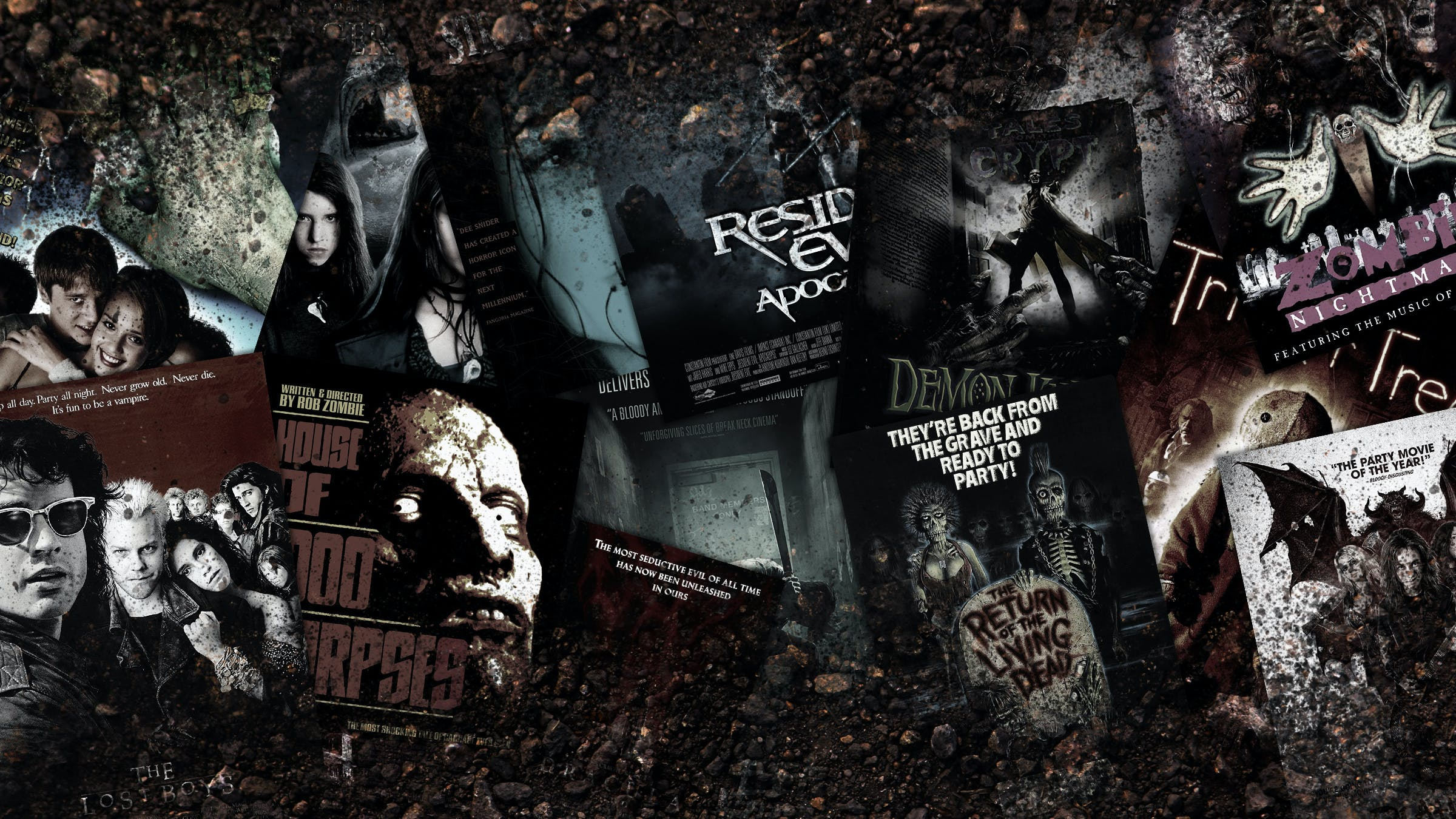 13 Kickass Horror Soundtracks To Amplify Your Halloween