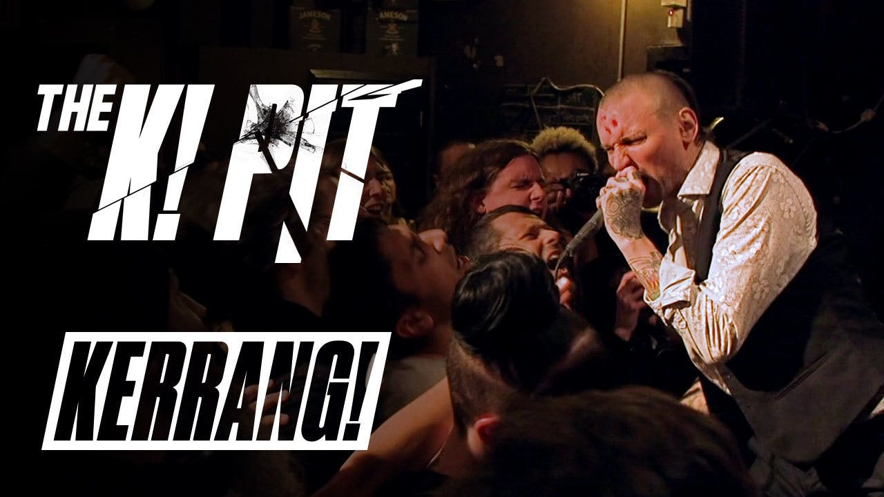 Watch Daughters Unleash Pure Chaos Upon A Tiny Dive Bar In The K! Pit