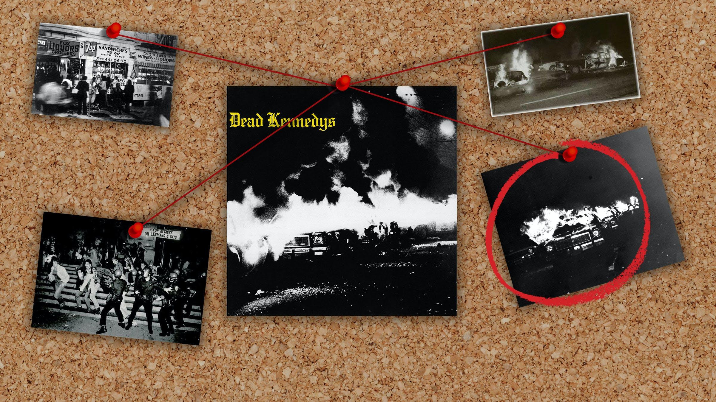 Kerrang Monte Dead Kennedys