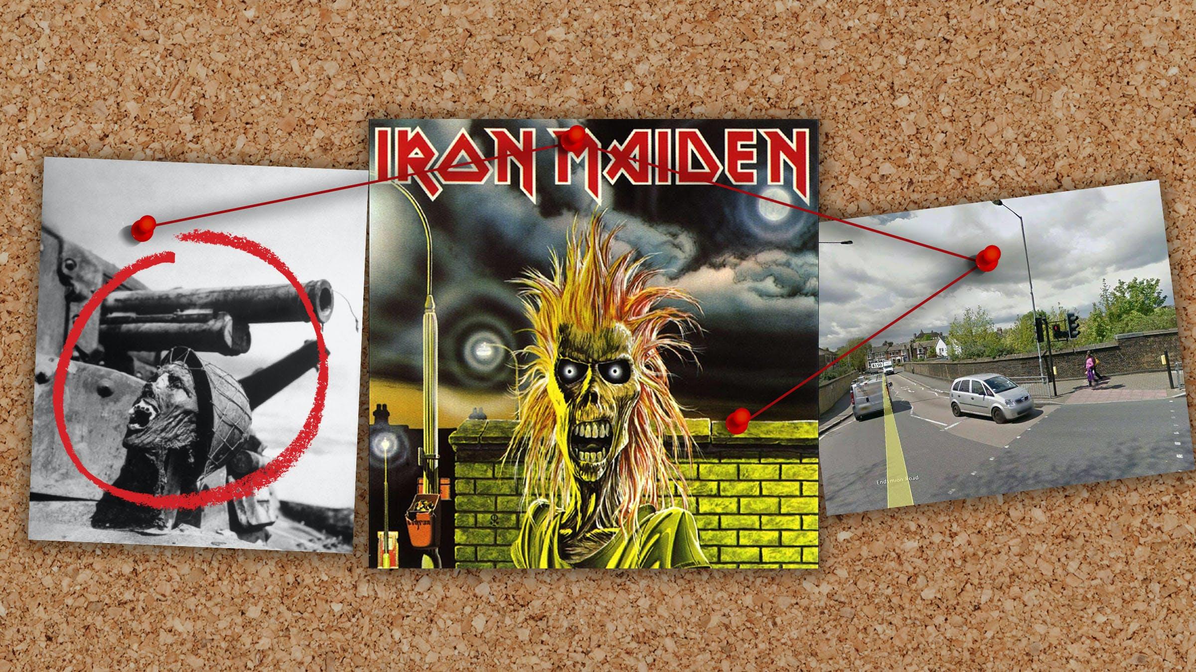 Kerrang Monte Iron Maiden