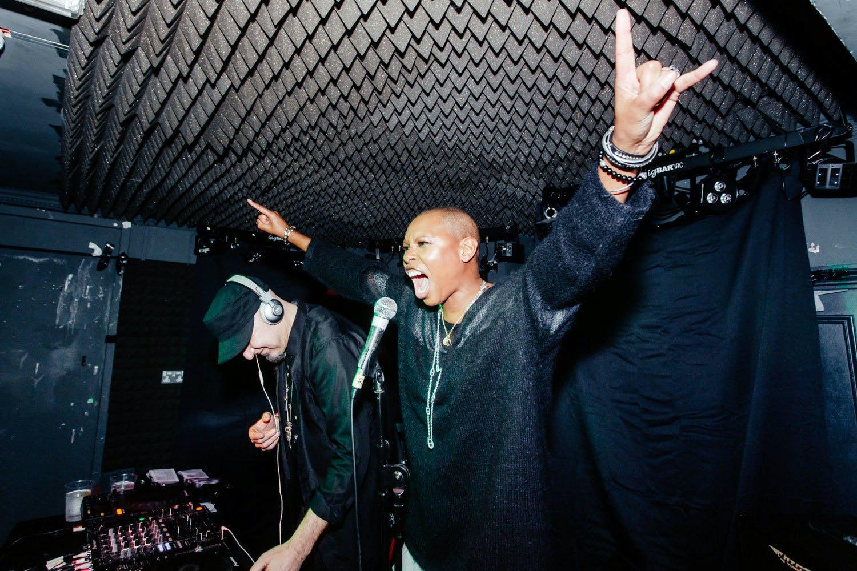 In Pictures: Skunk Anansie Rock The Kerrang! x Rizla Basement Party