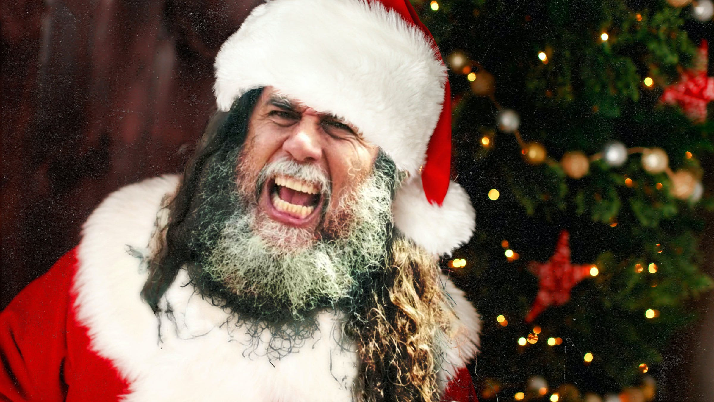 Don't Forget To Leave Out Milk And Cookies For Tom Araya