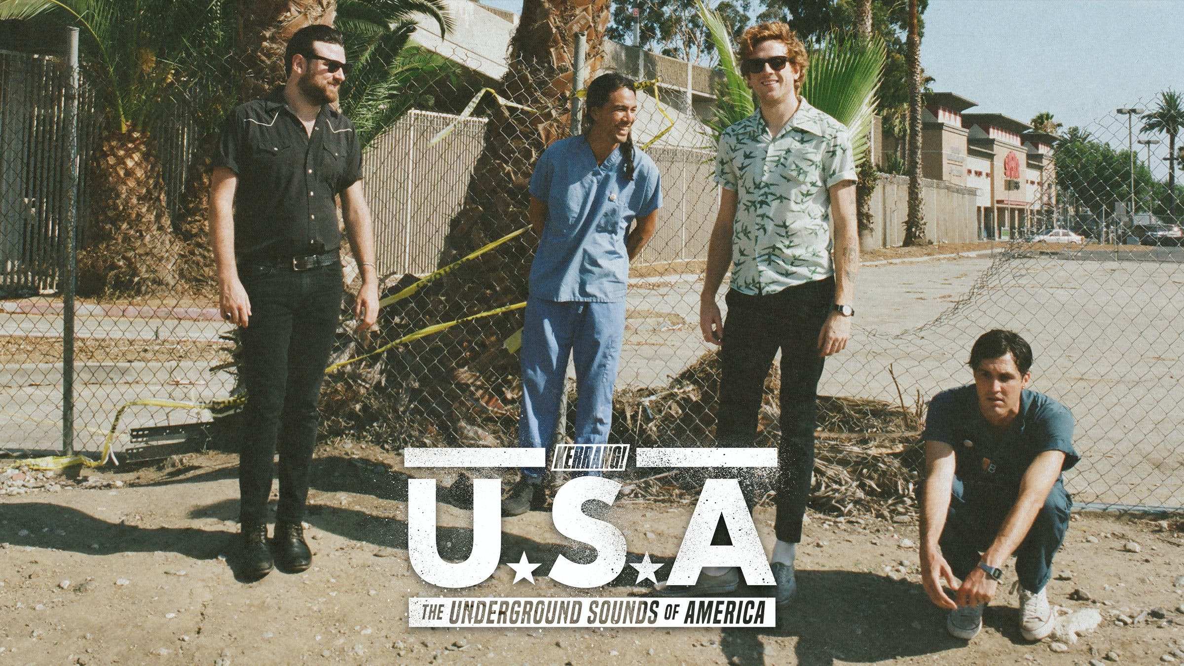 The Underground Sounds Of America: FIDLAR