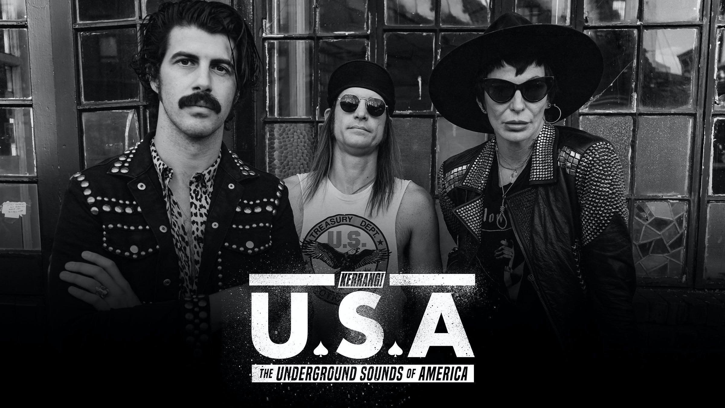 Kerrang Usa Shrine 2400X1350