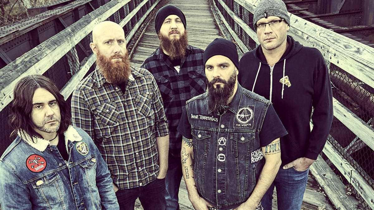 Listen To Killswitch Engage's New Song, I Am Broken Too