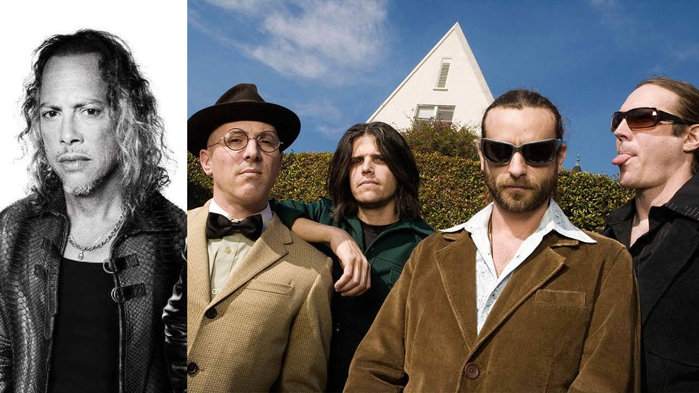 Kirk Hammett Says Tool Are Finishing The Artwork For Their New Album
