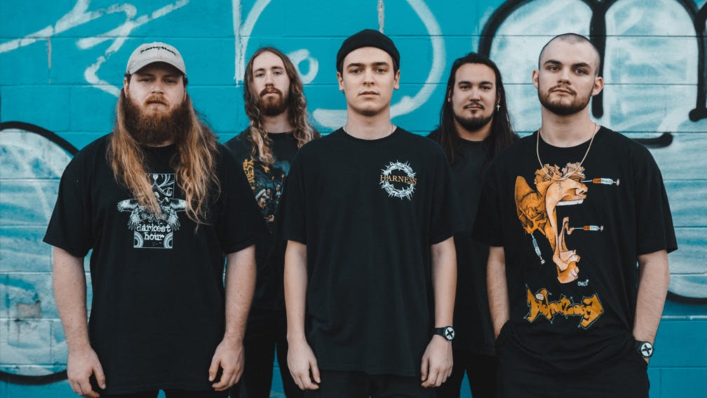 Knocked Loose Have Announced Their New Album, A Different Shade Of Blue