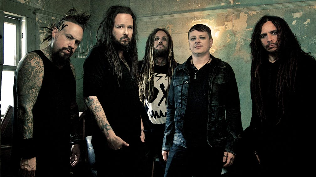 "The New Korn Album Is ""So Special"""